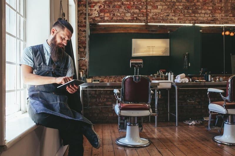 Wifi social peluqueros salones de belleza