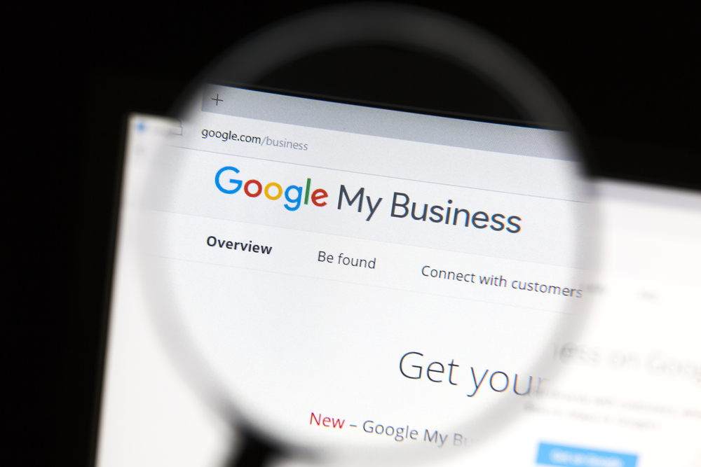 comentarios en Google My Business